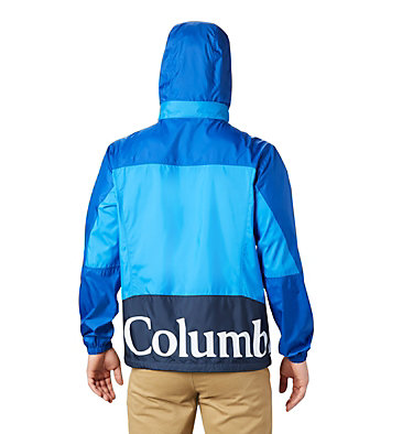 Men's Point Park™ Windbreaker Point Park™ Windbreaker | 023 | L, Collegiate Navy, Azul, Azure Blue, back