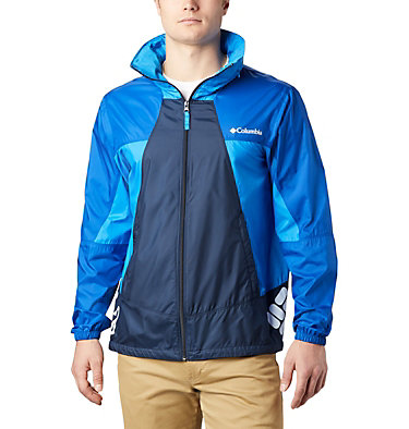 Coupe-vent Point Park™ pour homme – Grandes tailles Point Park™ Windbreaker | 012 | 2XT, Collegiate Navy, Azul, Azure Blue, front