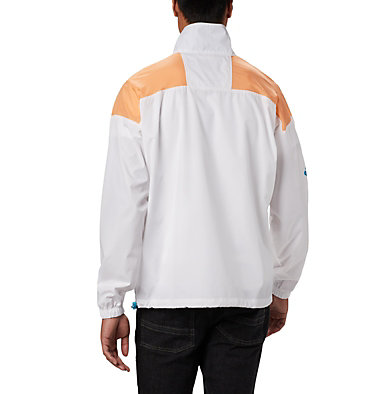 Men's Santa Ana™ Anorak Santa Ana™ Anorak | 100 | L, White, Bright Nectar, Clear Water, back