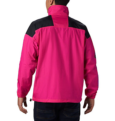 Santa Ana™ Anorak für Männer Santa Ana™ Anorak | 100 | L, Cactus Pink, Black, Azul, back