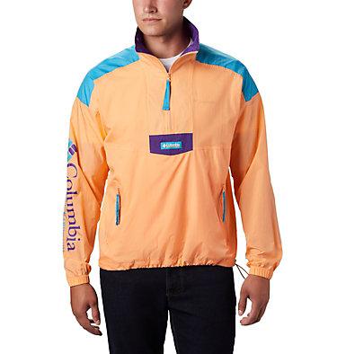 Men's Santa Ana™ Anorak Santa Ana™ Anorak | 100 | L, Bright Nectar, Clear Water, Vivid Purple, front