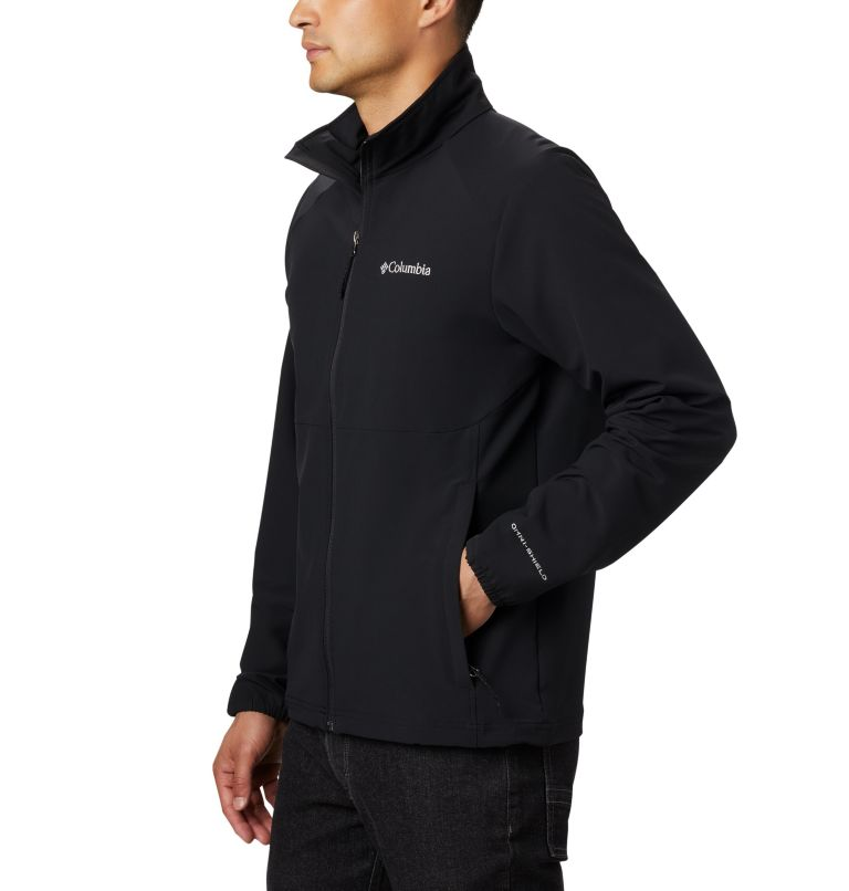 Men's Heather Canyon™ Hoodless Jacket Men's Heather Canyon™ Hoodless Jacket, a1