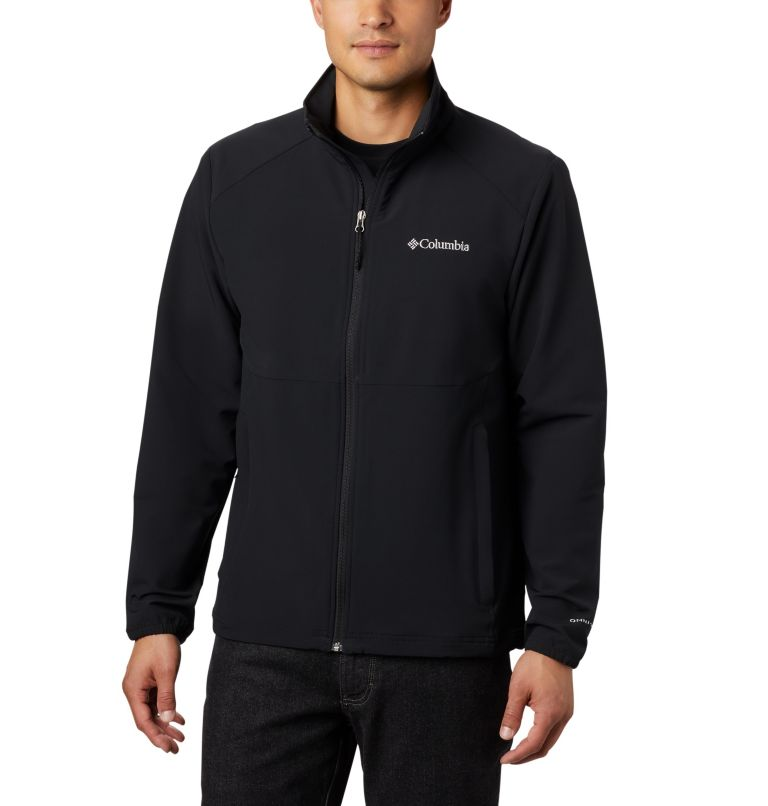 Men's Heather Canyon™ Hoodless Jacket Men's Heather Canyon™ Hoodless Jacket, front