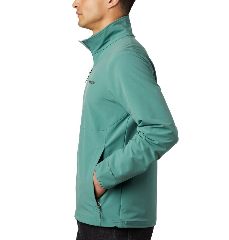 Heather Canyon™ Non Hooded Jacket | 369 | XXL Men's Heather Canyon™ Hoodless Jacket, Thyme Green, a1