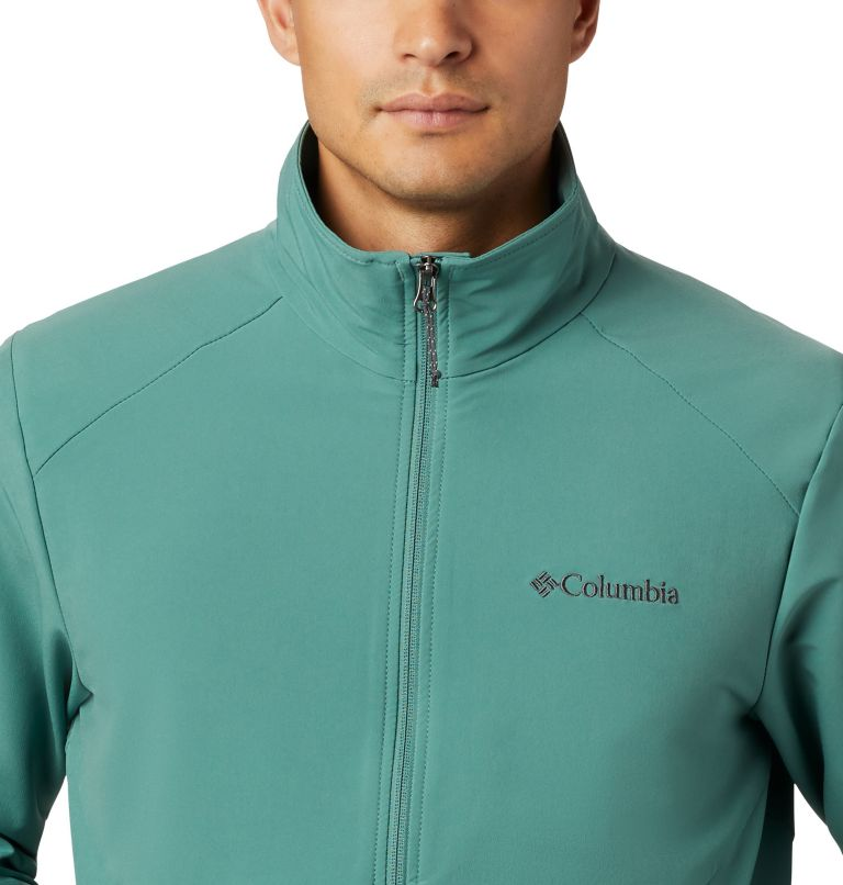 Heather Canyon™ Non Hooded Jacket | 369 | XXL Men's Heather Canyon™ Hoodless Jacket, Thyme Green, a2