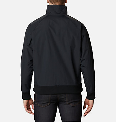 Men's Falmouth™ Jacket Falmouth™ Jacket | 011 | L, Black, Fjord Blue, back
