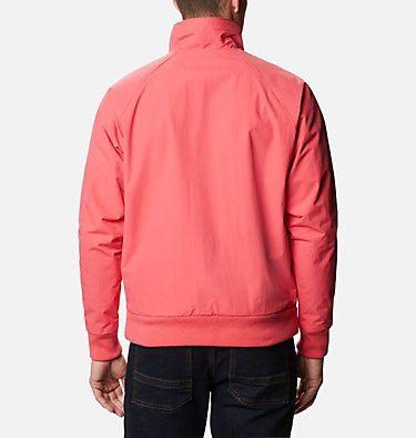 Men's Falmouth™ Jacket Falmouth™ Jacket | 673 | XXL, Bright Geranium, back