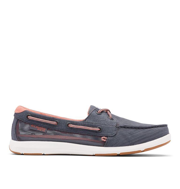 DELRAY™ LOCO II PFG | 053 | 7 Women's PFG Delray™ Loco II Shoe, Graphite, Faded Peach, front