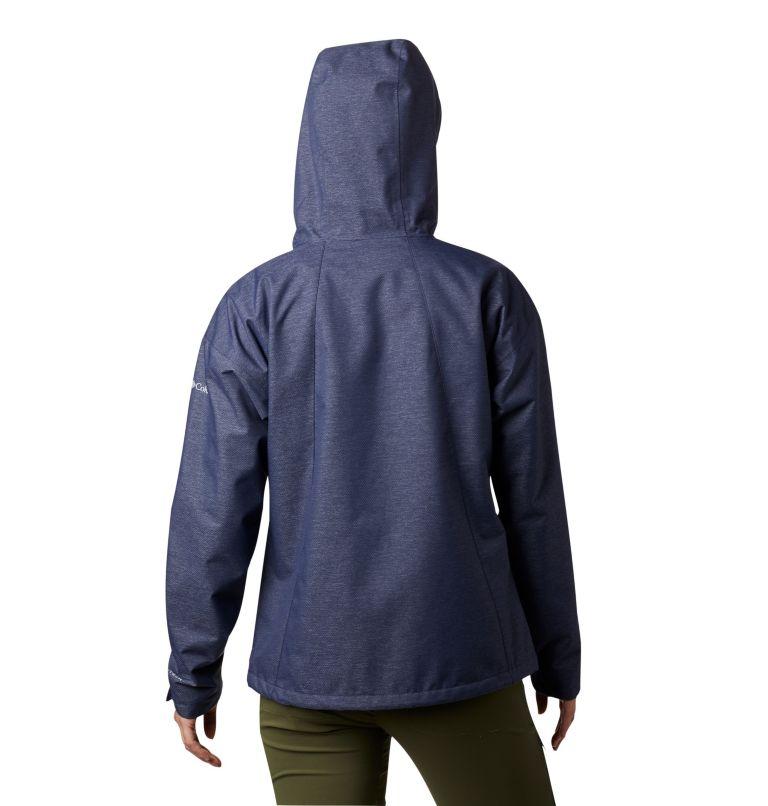Firwood™ Jacket | 466 | S Chaqueta Firwood™ para mujer, Nocturnal Denim Twill, back
