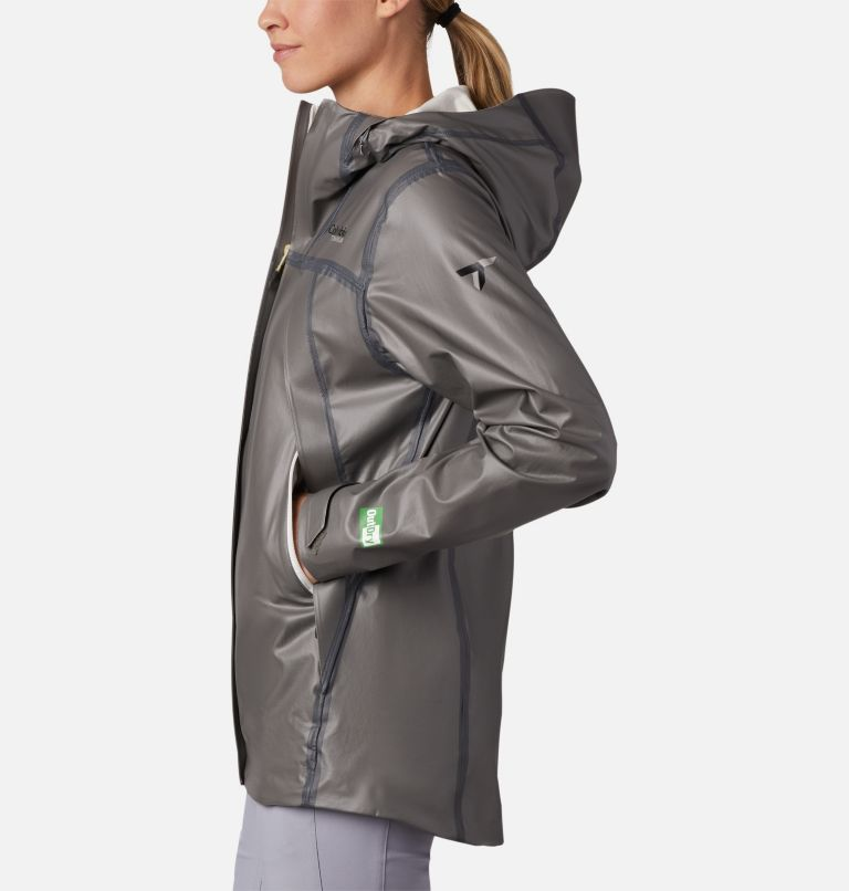 OutDry Ex™ ECO Shell | 023 | M Women's OutDry™ Ex Eco Shell, City Grey, a1