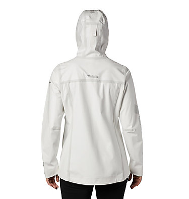 Women's OutDry Ex™ ECO Shell OutDry Ex™ ECO Shell | 101 | L, White Undyed Energy, back