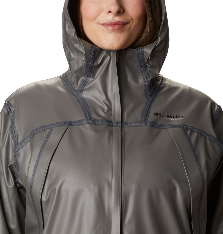 Women's OutDry™ Ex Eco Shell - Plus Size Women's OutDry™ Ex Eco Shell - Plus Size, a2