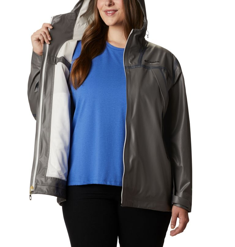 Women's OutDry™ Ex Eco Shell - Plus Size Women's OutDry™ Ex Eco Shell - Plus Size, a3