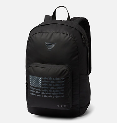 PFG Zigzag™ 22L Backpack PFG Zigzag™ 22L Backpack | 469 | O/S, Black, front