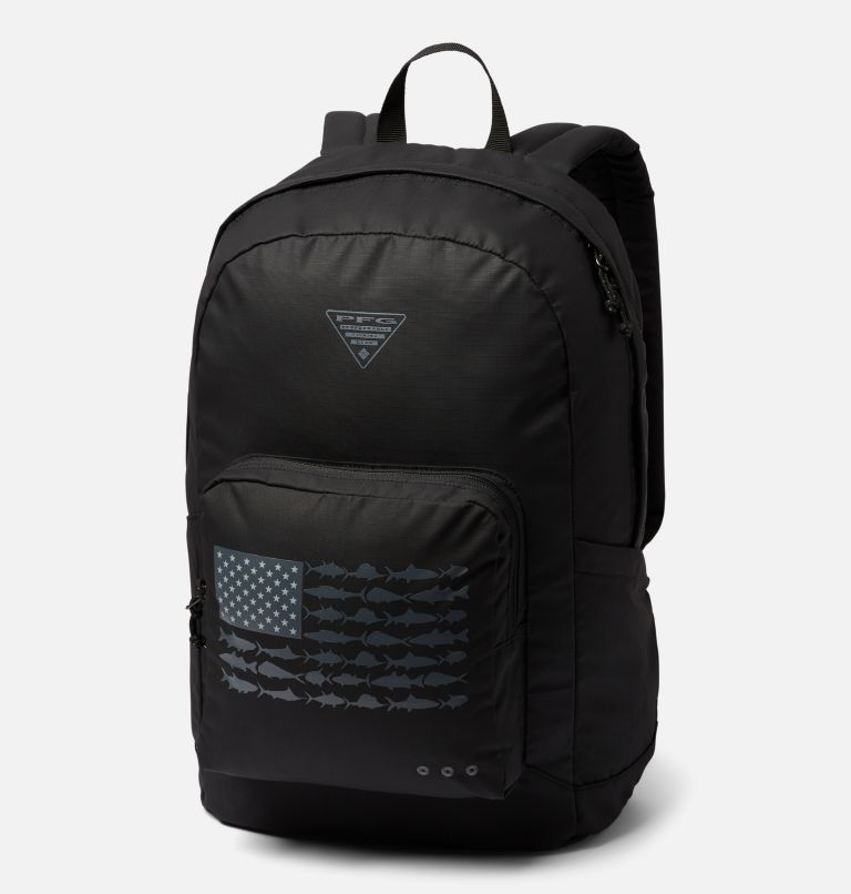 PFG Zigzag™ 22L Backpack | 010 | O/S PFG Zigzag™ 22L Backpack, Black, front