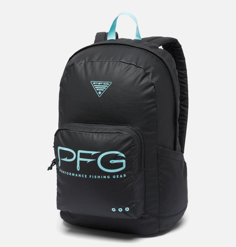 PFG Zigzag™ 22L Backpack | 011 | O/S PFG Zigzag™ 22L Backpack, Black, Gulf Stream, front