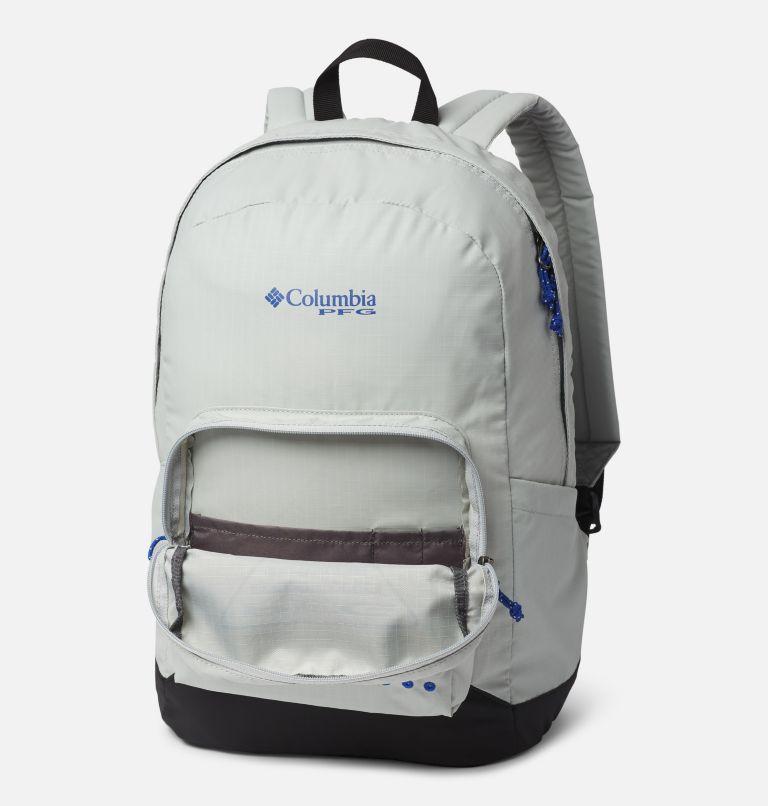PFG Zigzag™ 22L Backpack   019   O/S PFG Zigzag™ 22L Backpack, Cool Grey, Black, a1
