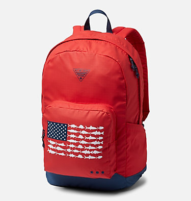 PFG Zigzag™ 22L Backpack PFG Zigzag™ 22L Backpack | 469 | O/S, Red Spark, Carbon, front