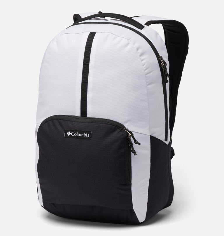 Mazama™ 25L Backpack | 100 | O/S Mazama™ 25L Backpack, White, Black, front