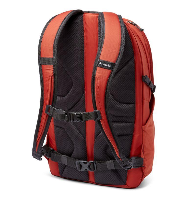 Hawthorne™ 30L Backpack   835   O/S Hawthorne™ 30L Backpack, Carnelian Red, back