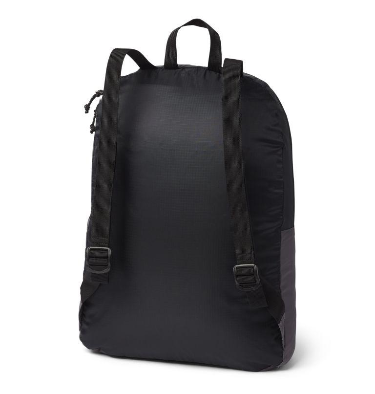 Lightweight Packable 21L Backpack | 010 | O/S Sac à dos léger et compressible 21L, Black, City Grey, back