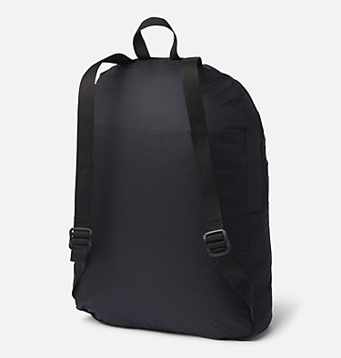 Lightweight Packable 21L Backpack Lightweight Packable 21L Backpack | 039 | O/S, Black, back