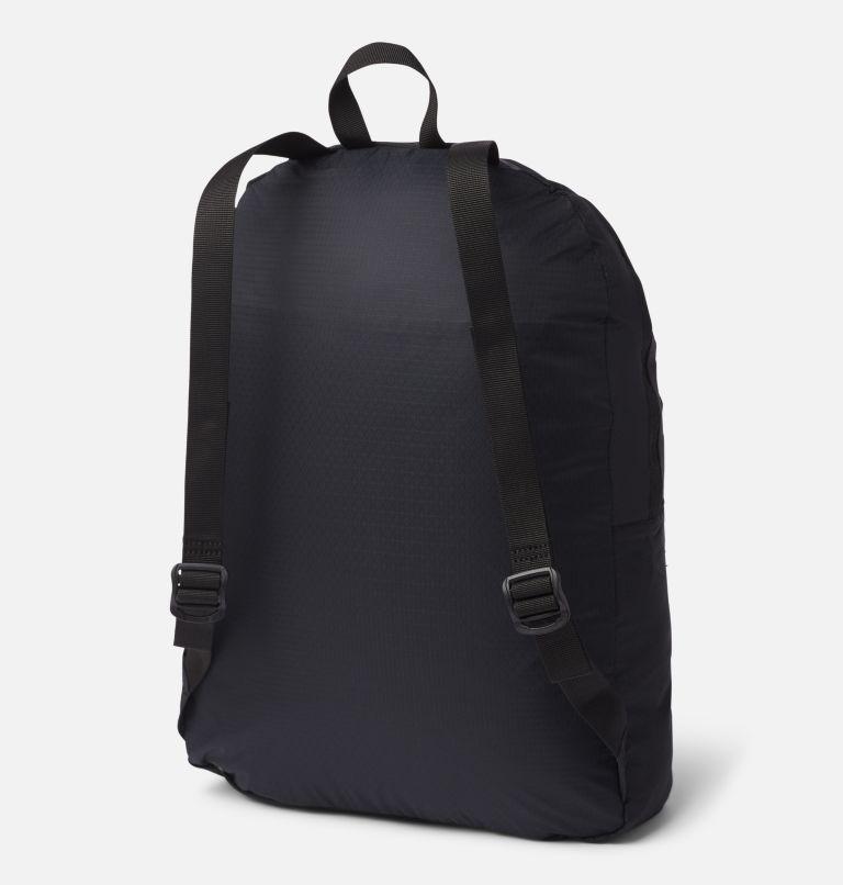 Lightweight Packable 21L Backpack | 011 | O/S Zaino leggero e comprimibile da 21 litri, Black, back