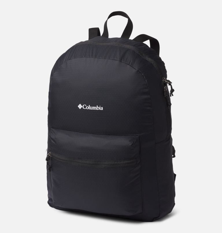Lightweight Packable 21L Backpack | 011 | O/S Lightweight Packable 21L Backpack, Black, front