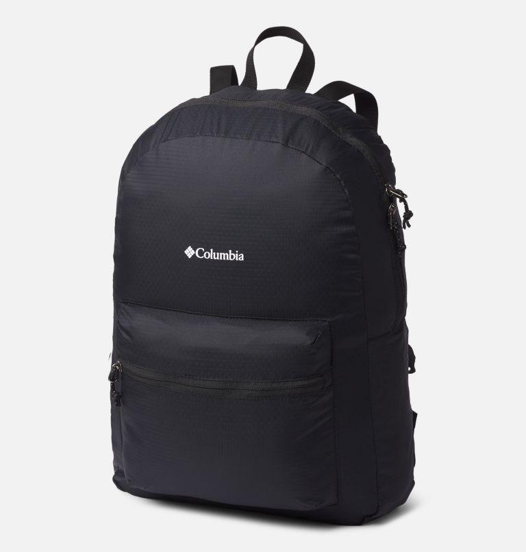 Lightweight Packable 21L Backpack | 011 | O/S Lightweight Packable 21L Backpack, Black, front