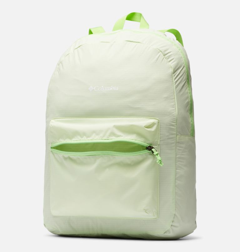 Lightweight Packable 21L Backpack | 313 | O/S Lightweight Packable 21L Backpack, Light Lime, a1