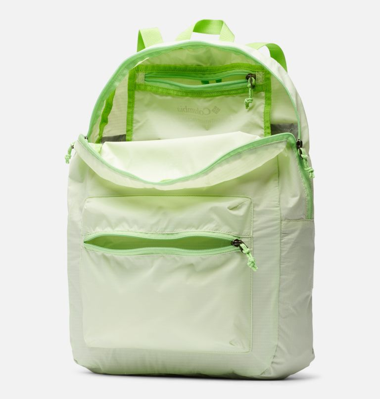 Lightweight Packable 21L Backpack | 313 | O/S Lightweight Packable 21L Backpack, Light Lime, a2