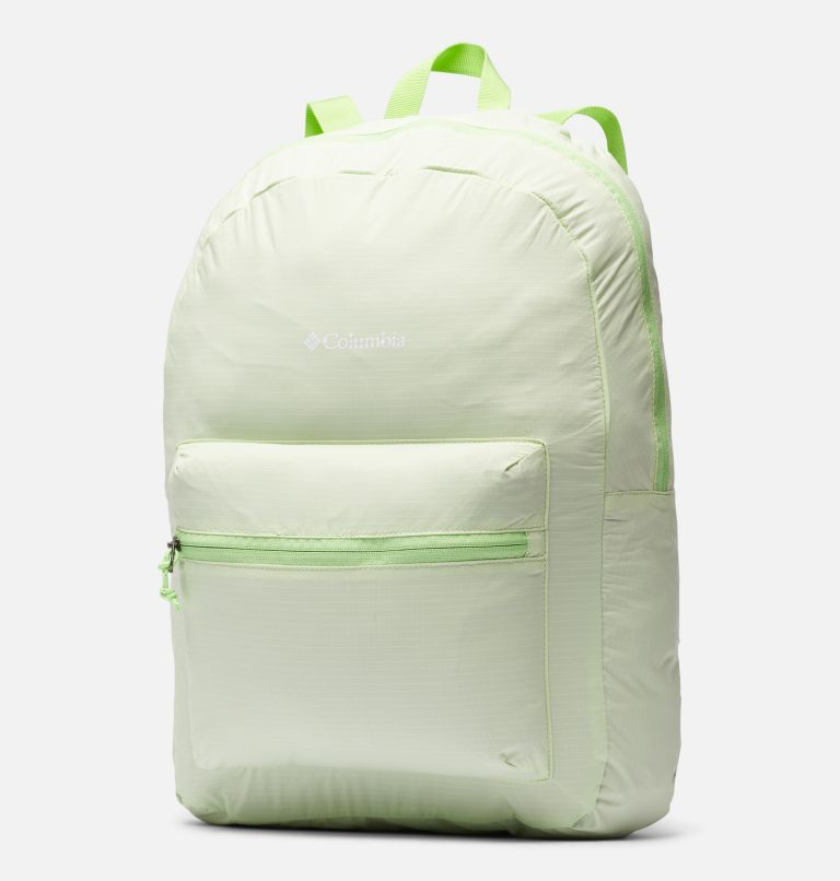 Lightweight Packable 21L Backpack | 313 | O/S Lightweight Packable 21L Backpack, Light Lime, front