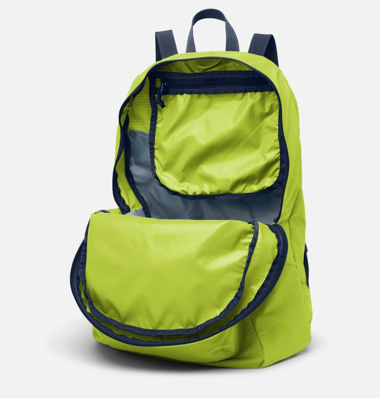 Lightweight Packable 21L Backpack | 386 | O/S Lightweight Packable 21L Backpack, Bright Chartreuse, a1