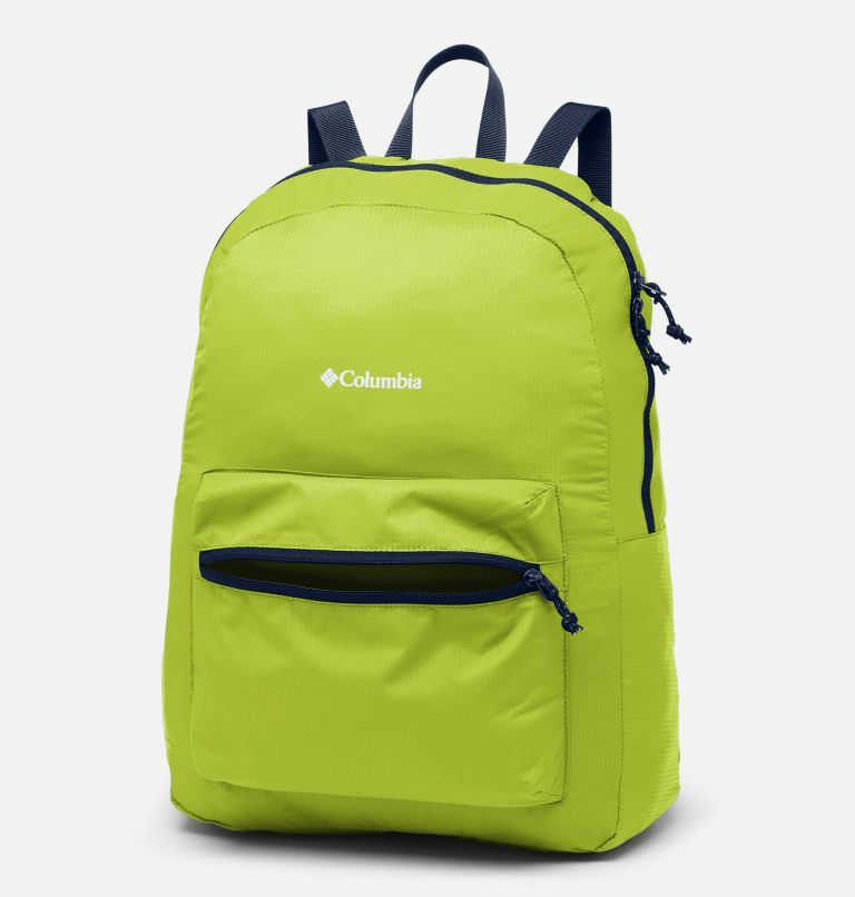 Lightweight Packable 21L Backpack | 386 | O/S Lightweight Packable 21L Backpack, Bright Chartreuse, a2