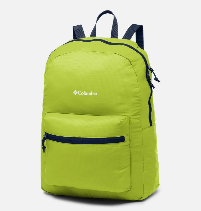 Lightweight Packable 21L Backpack | 386 | O/S Lightweight Packable 21L Backpack, Bright Chartreuse, front
