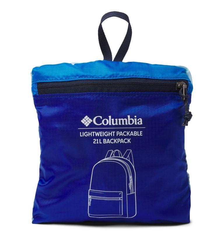 Lightweight Packable 21L Backpack | 427 | O/S Zaino leggero e comprimibile da 21 litri, Sky Blue, Azul, a1
