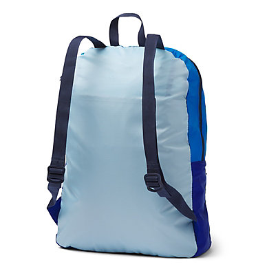 Sac À Dos Compactable Léger 21 Litres Lightweight Packable 21L Backpack | 039 | O/S, Sky Blue, Azul, back