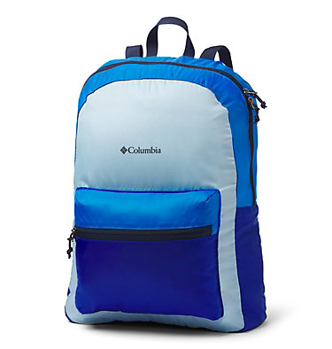 Sac À Dos Compactable Léger 21 Litres Lightweight Packable 21L Backpack | 039 | O/S, Sky Blue, Azul, front