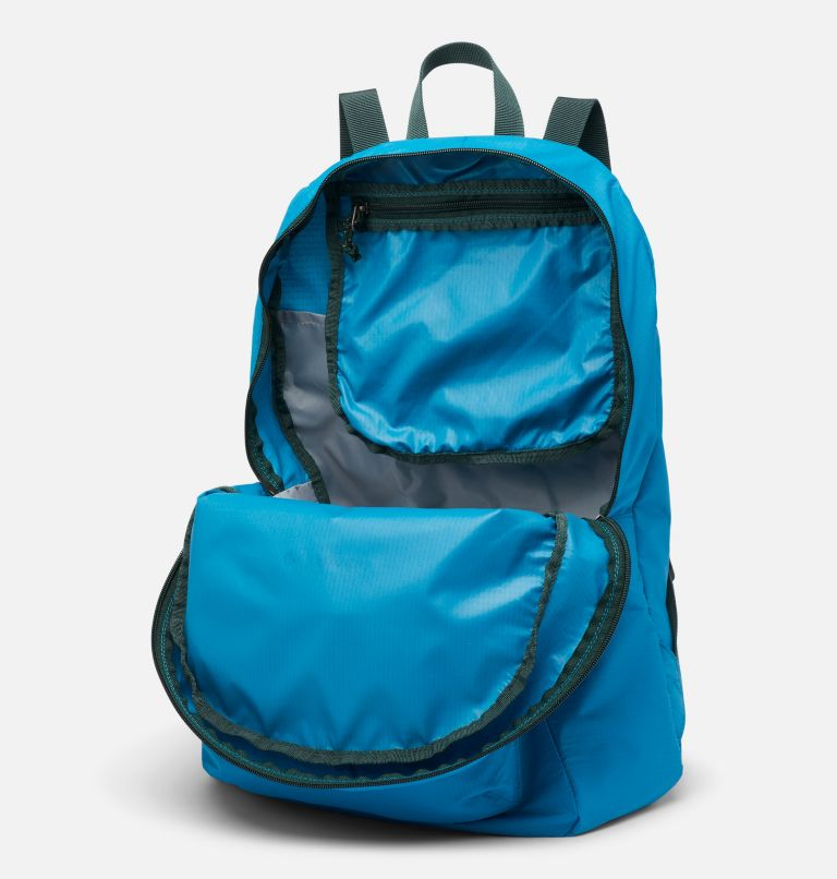 Lightweight Packable 21L Backpack | 462 | O/S Lightweight Packable 21L Backpack, Fjord Blue, a1