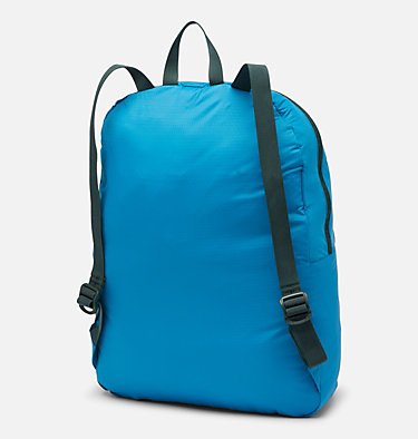 Sac À Dos Compactable Léger 21 Litres Lightweight Packable 21L Backpack | 039 | O/S, Fjord Blue, back