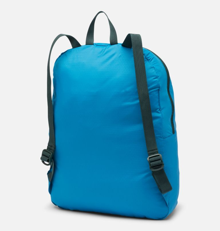 Lightweight Packable 21L Backpack | 462 | O/S Lightweight Packable 21L Backpack, Fjord Blue, back
