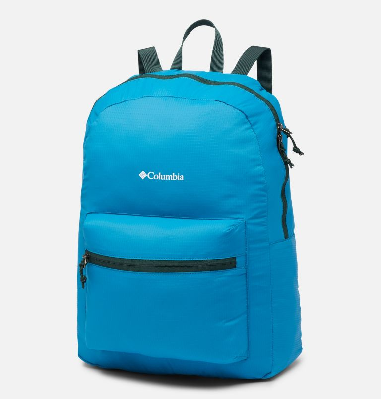 Lightweight Packable 21L Backpack | 462 | O/S Lightweight Packable 21L Backpack, Fjord Blue, front