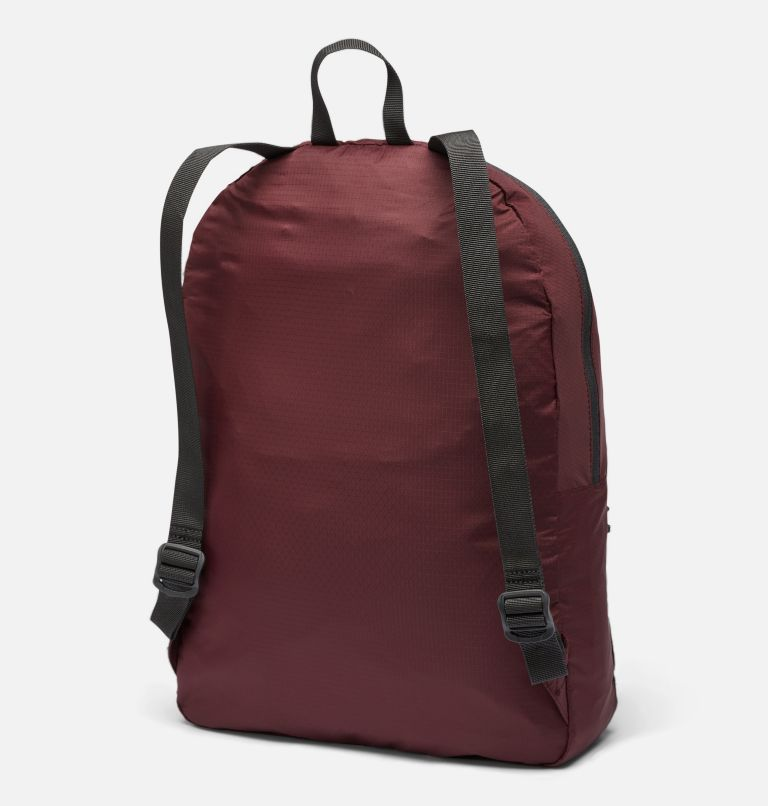 Lightweight Packable 21L Backpack | 671 | O/S Lightweight Packable 21L Backpack, Malbec, back