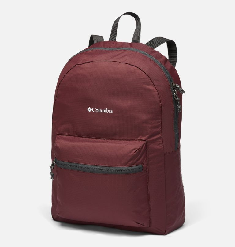 Lightweight Packable 21L Backpack | 671 | O/S Lightweight Packable 21L Backpack, Malbec, front