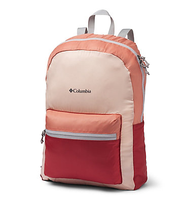 Lightweight Packable 21L Backpack Lightweight Packable 21L Backpack | 039 | O/S, Peach Cloud, Dusty Crimson, front