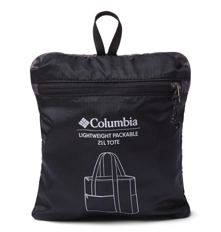 Lightweight Packable 21L Tote | 010 | O/S Bolsa de mano Lightweight Packable 21L , Black, City Grey, a1