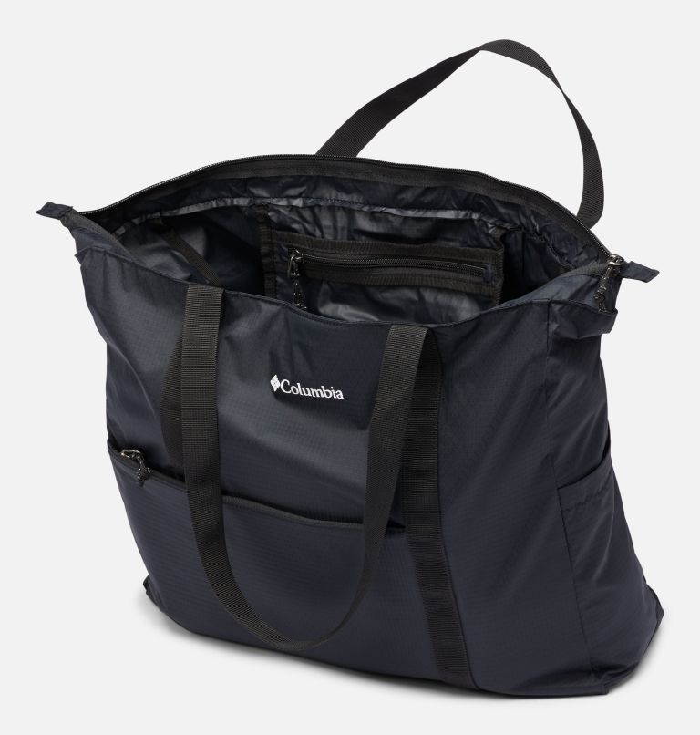 Lightweight Packable 21L Tote | 011 | O/S Lightweight Packable 21L Tote, Black, a1
