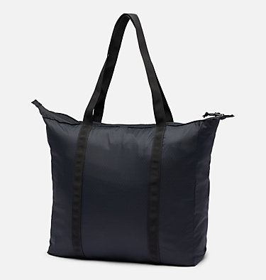 Lightweight Packable 21L Tote Lightweight Packable 21L Tote | 011 | O/S, Black, back
