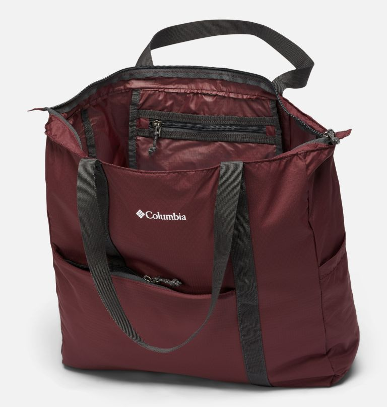 Lightweight Packable 21L Tote   671   O/S Unisex Lightweight Packable 18L Tote, Malbec, a1