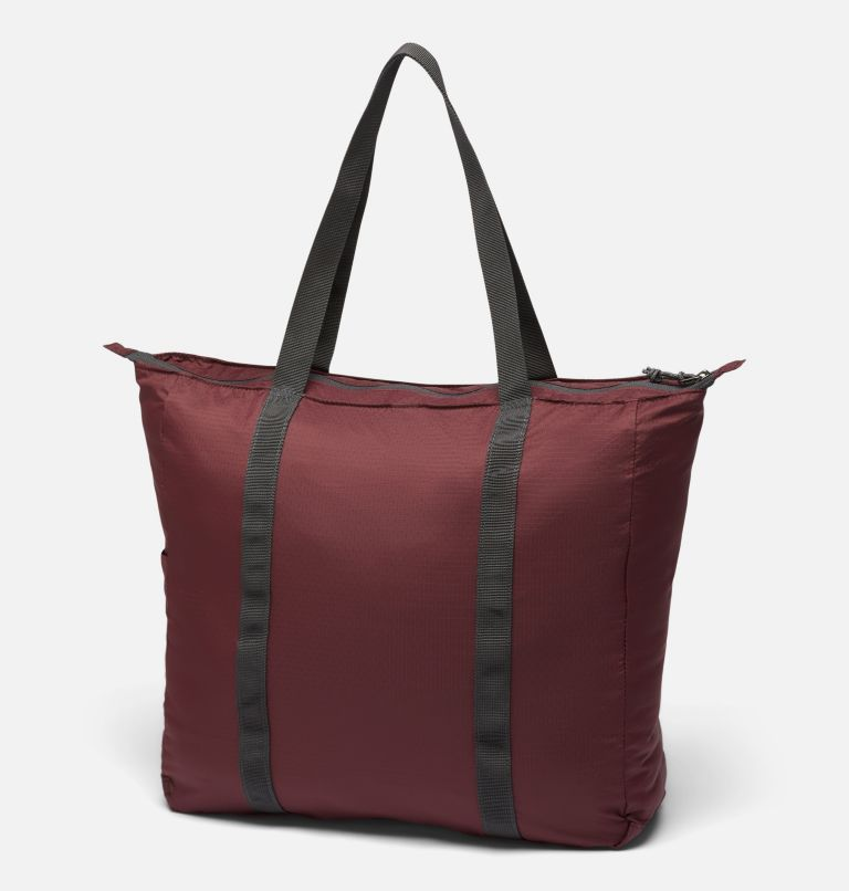 Lightweight Packable 21L Tote   671   O/S Unisex Lightweight Packable 18L Tote, Malbec, back